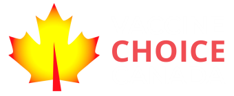 Vaccine Choice Canada logo