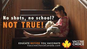 Slider – No shots, no school, not true