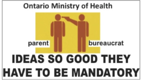 Truth By Decree: Ontario's Vaccination Exemption Form