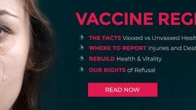 Vaccine Regret Hero Image