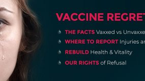 Vaccine Regret Slider Image