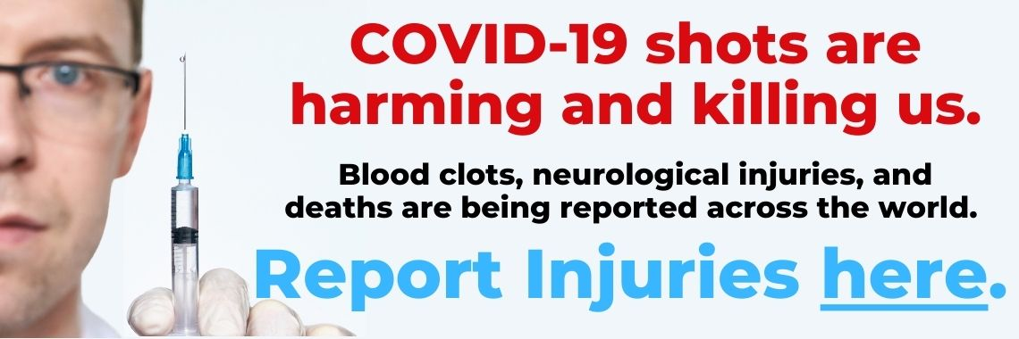 Report adverse events or injury following vaccination in Canada