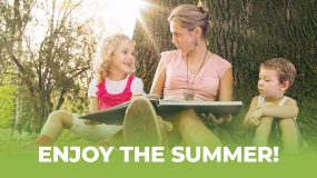 Enjoy the Summer Hero