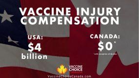 Slider – Vaccine injury compensation